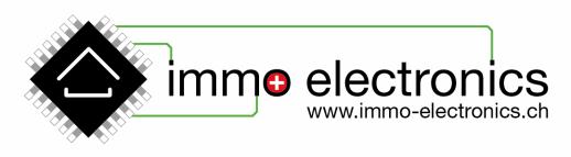 immo electronics logo