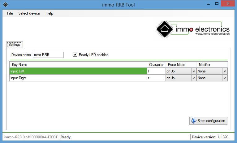 immo-RRB Tool